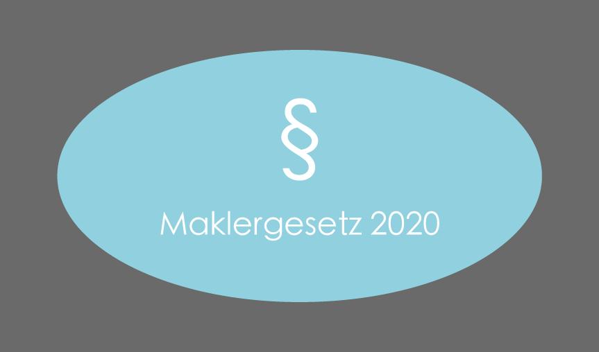 Maklergesetz 2020